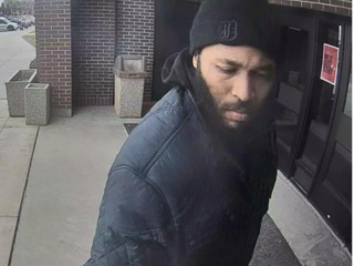 PHOTOS: Man wanted in robbery at De LaSalle H.S.