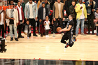 Zach LaVine, Aaron Gordon stun in dunk contest