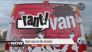 Rant Van: Random thoughts from Detroiters