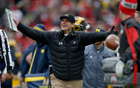 Harbaugh fires back at Jim Rome on Twitter