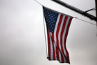 College restores American flag to campus