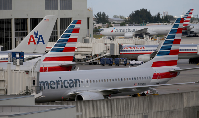 Flight Attendant Started Fire in Lavatory on American Airlines Jet