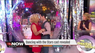 New cast revealed for Dancing With the Stars