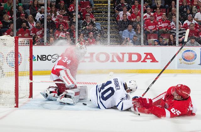 Detroit Red Wings' Niklas Kronwall (knee) out 1-3 weeks