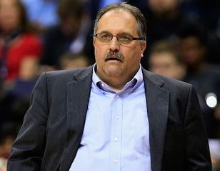 Pistons fire Stan Van Gundy