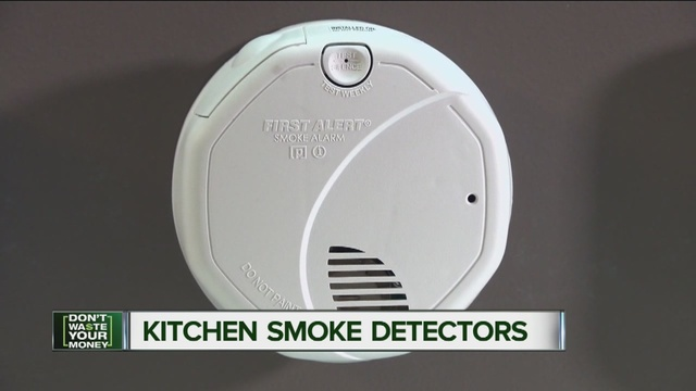 Smoke Alarm Confusion Safe For Kitchens Or Not
