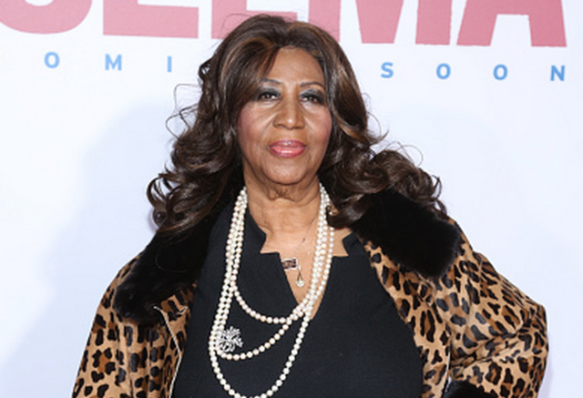 Man finds personal documents from Aretha