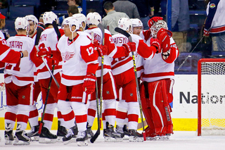 Detroit Red Wings announce preseason schedule
