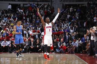 Pistons PG Jackson could miss start of season
