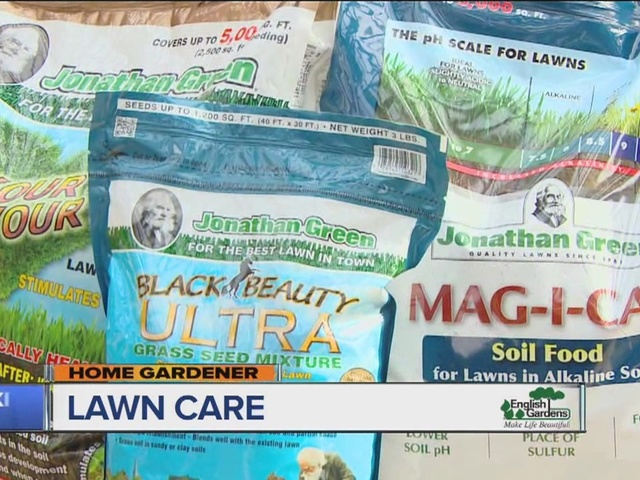 English Gardens Home Gardener: Lawn Care