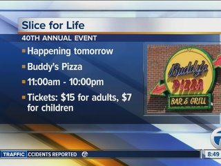 Buddy's Pizza fundraised to benefit soup kitchen