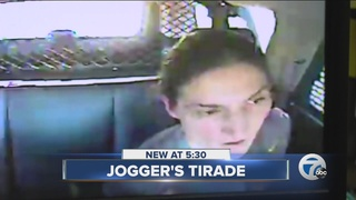 Brighton woman launches tirade at officer