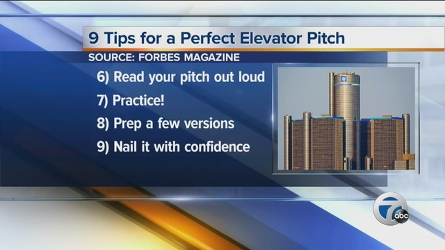 Wayne State University students compete in Elevator Pitch ...