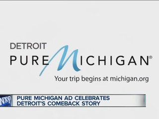 Editorial: Detroit is smart Pure MI. message
