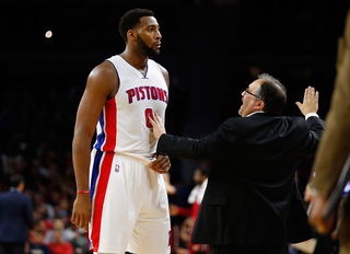 Pistons release six-game exhibition schedule