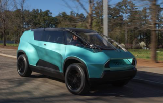 Grad students create Toyota concept vehicle uBox