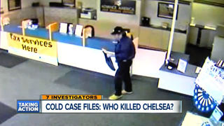 Search still on for Chelsea Small's killer