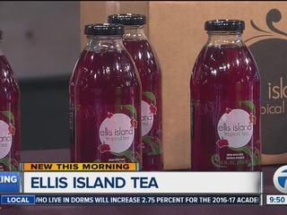 Ellis Island Tropical Tea: Detroit homegrown tea
