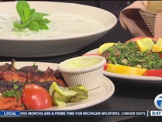 Authentic delicious mediterranean cuisine at cedar grille for Authentic mediterranean cuisine