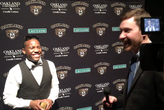 Oakland athletes celebrate Black & Gold Awards