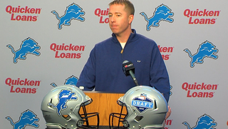 WATCH: Lions GM Bob Quinn on adding Josh Norman