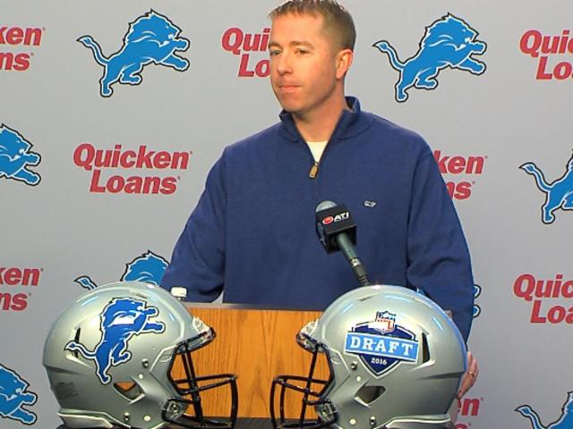 Detroit Lions GM Bob Quinn destroys National Football League rule