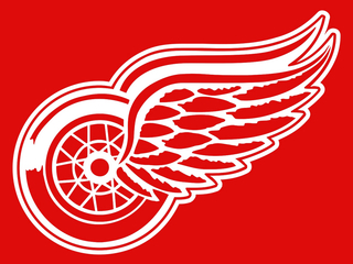 Red Wings at Lightning line up