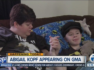 Teen shot in Kalamazoo shootings speaks to GMA