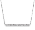 Enter to win a pave bar necklace from Tapper's