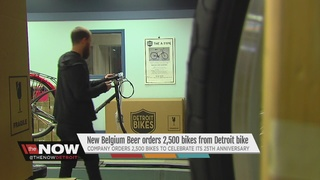 New Belgium Brewing buys 2,500 bikes