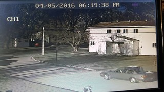 Suspects shooting out windows with BB guns