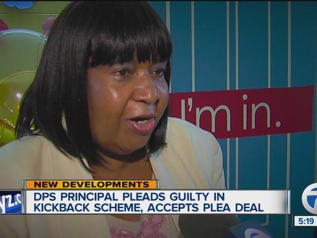 DPS Principal pleads guilty in kickback scheme