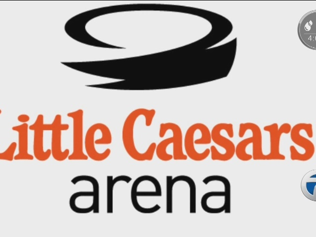 New home of Detroit Red Wings named Little Caesars Arena