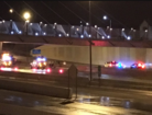 1 dead in wrong-way crash near Ambassador Bridge