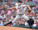 Zimmermann, Upton lift Tigers over Twins