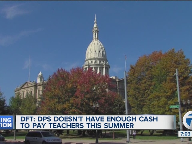 DFT President: DPS can't pay teachers in summer