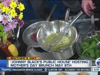 Johnny Black's Public House Mother's Day Brunch