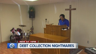 Fighting back against debt collectors