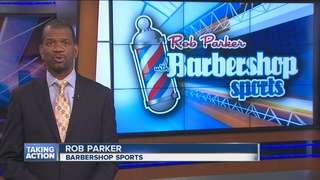 Rob Parker with Barbershop Sports- 5-2-16
