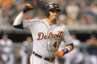 Victor Martinez named Player of the Week