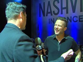 Will Chase discusses his role on