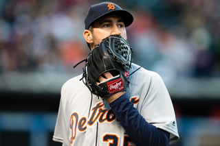 Verlander roughed up in Tigers loss to Indians