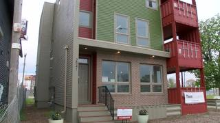 more shipping container homes to be built in detroit