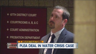Flint official enters plea to neglect of duty
