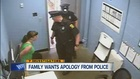 Family wants apology from Livonia police