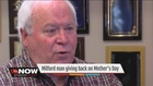 Milford man giving back on Mother's Day