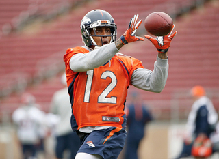 Andre Caldwell officially signs with the Lions