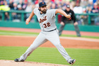 Indians tee off on Fulmer, sweep Tigers again