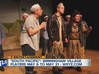 """""""South Pacific"""" at Birmingham Village Players"""
