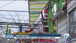 Hamtramck Disneyland sold to Hatch Art